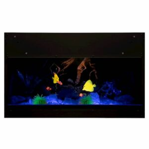 DImplex Opti-V Aquarium Electric Fireplace