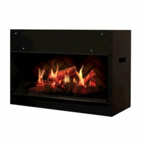 Opti-V electric fireplace
