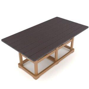 Krahn 6ft Dining Table Deluxe